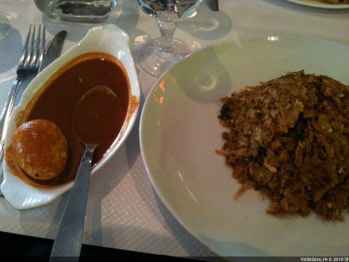 [Critiques Resto] Bharath, un des meilleurs Sri Lankais / Indien de Paris !