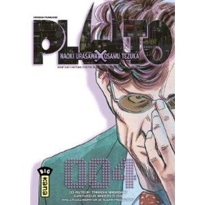 [Critique Manga] Pluto tome 4 Tezuka x Urasawa