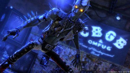 [Test PS3] Guitar Hero : Warriors of Rock