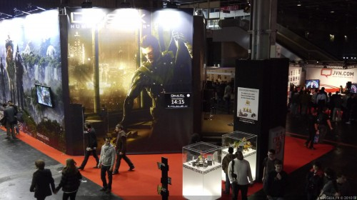 [PGW Preview] Deus EX Human Revolution