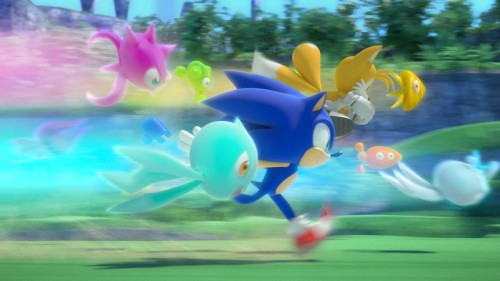 [Test Wii] Sonic Colours
