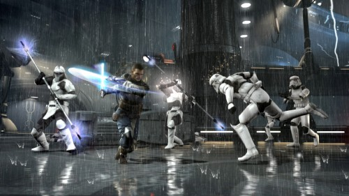 [Test PS3] Star Wars : Le Pouvoir de la Force 2