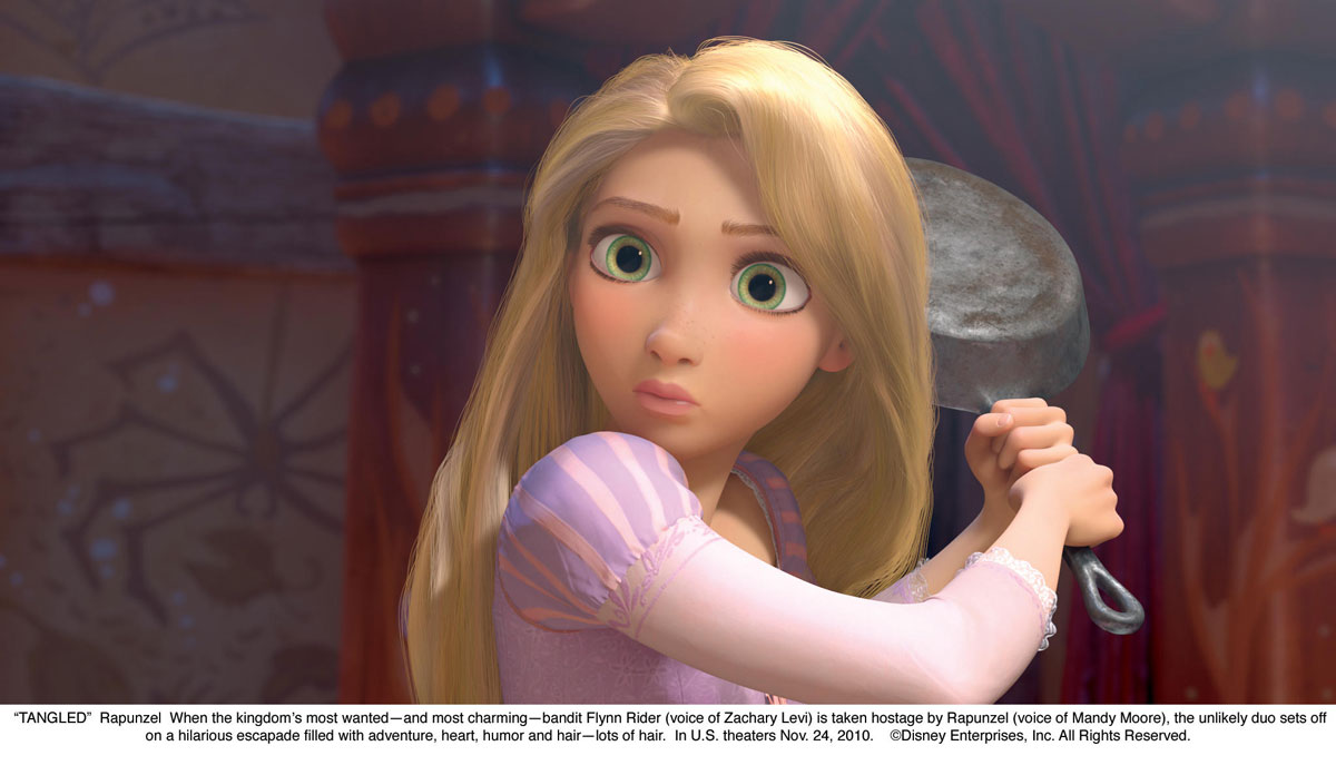 Critique cin raiponce - Comment dessiner une princesse disney ...