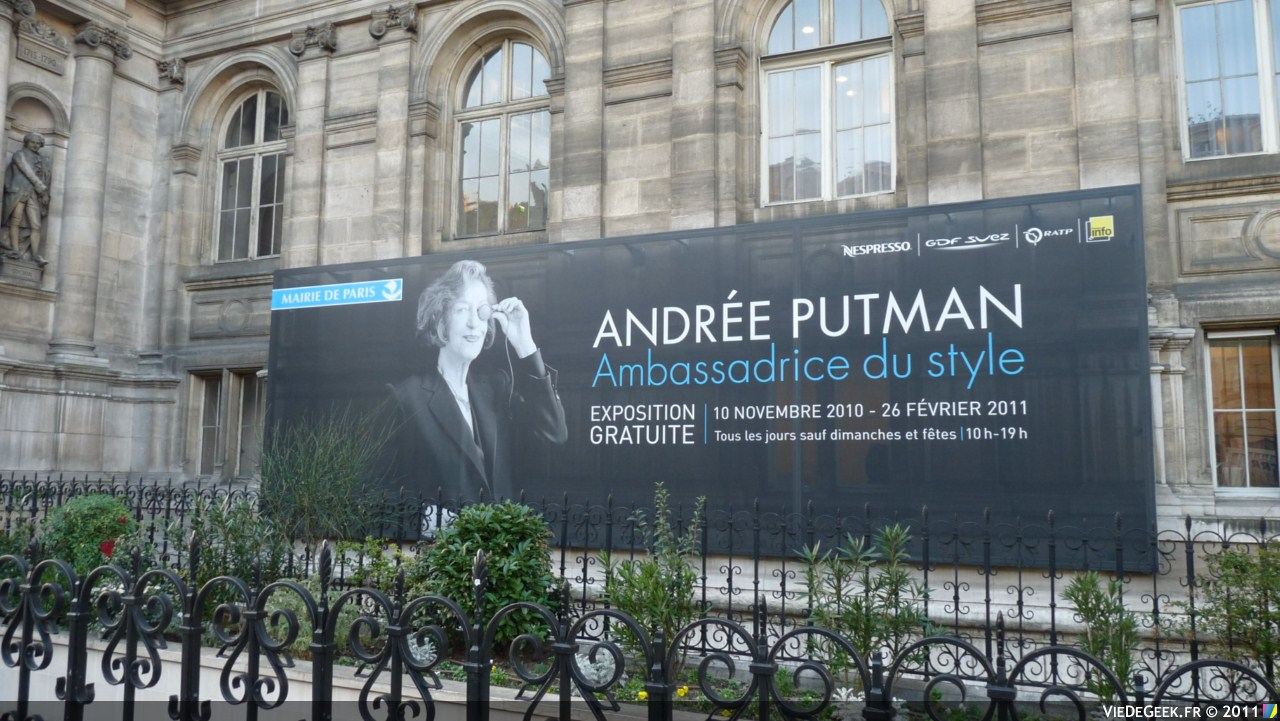 critique expo andr e putman ambassadrice du style. Black Bedroom Furniture Sets. Home Design Ideas