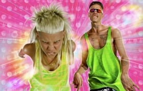 [Musique] Die Antwoord $O$ vive le hip hop Sud Africain zarbi