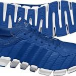 Adidas Climacool Ride bleu et blanc