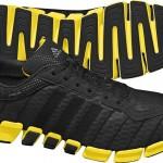 Adidas Climacool Ride noir et jaune