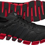 Adidas Climacool Ride noir et rouge