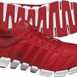 Adidas Climacool Ride rouge et blanc