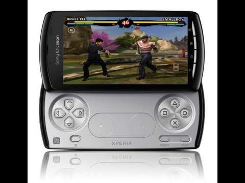 Sony Ericsson Xperia Play Bruce Lee Dragon Warrior Screenshot
