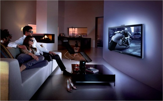 [Preview] La gamme Philips TV 2011