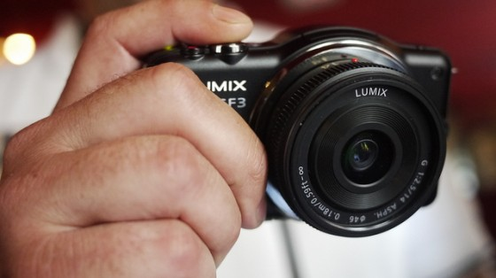 [Preview] Panasonic GF3