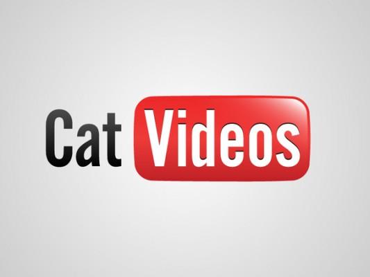Logo youtube cat videos