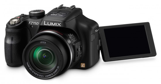 [Preview] Panasonic Lumix FZ150 et Optiques PowerZoom