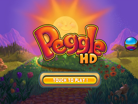 [Test Ipad] Peggle HD