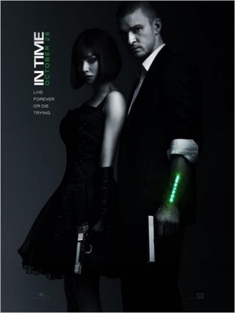 [Critique ciné] In Time / Time Out d'Andrew Niccol avec Justin Timberlake