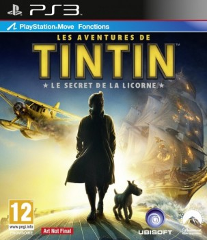 [Test PS3] Tintin et le secret de la licorne