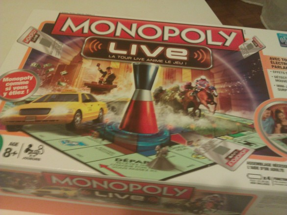 [Test] Monopoly Live