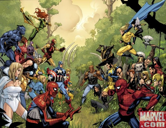 [Critique comics] Secret Invasion – Marvel Deluxe