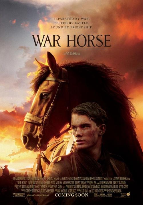 [Critique ciné] Cheval de guerre (en mousse) par Steven Spielberg