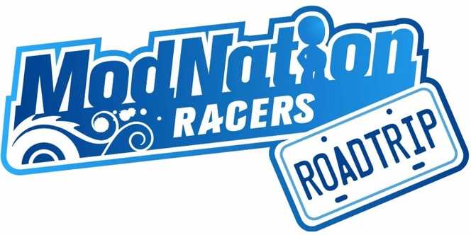 ModNation Racers Road Trip Logo