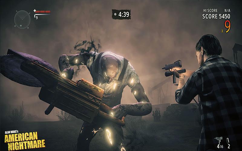 [Test Xbox 360] Alan Wake American Nightmare