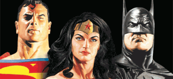 [Critique Comics] DC Comics Anthologie