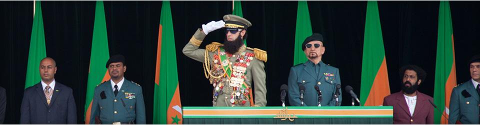[Critique Ciné] The Dictator le dernier Sacha Baron Cohen