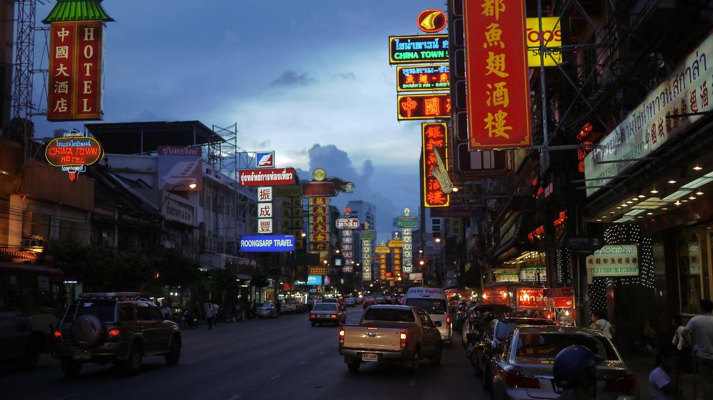 [Ma vie de geek] Bangkok, la ville qui vous mange !
