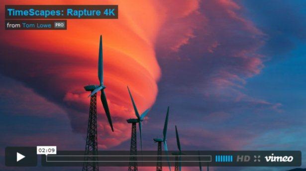 [La vidéo du dimanche] TimeScape 4K