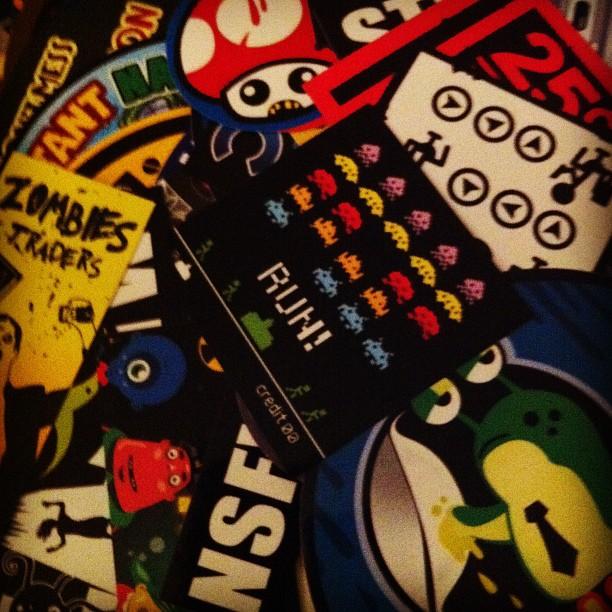 [Concours] Gagne 3×15€ de stickers SLUGFICTION