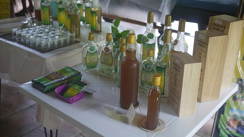 [Alcools et Cocktails] Rhum Agricole de KOH SAMUI