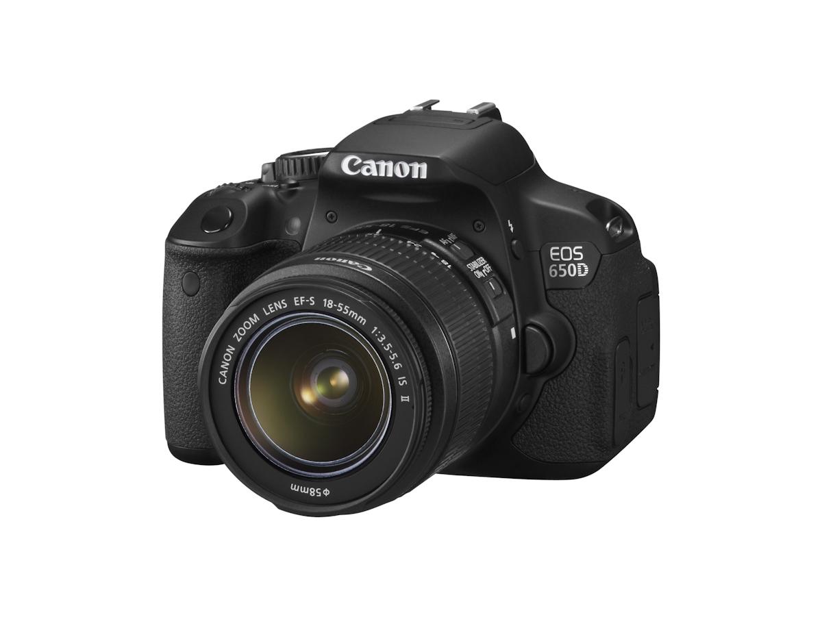 [Impression] Canon EOS 650D