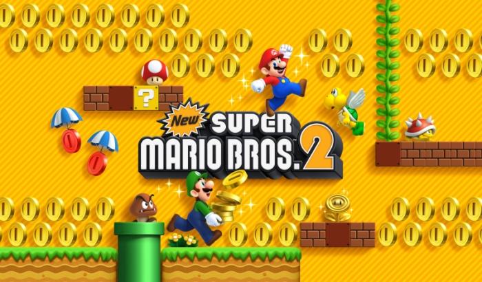 [Test 3DS] New Super Mario Bros 2