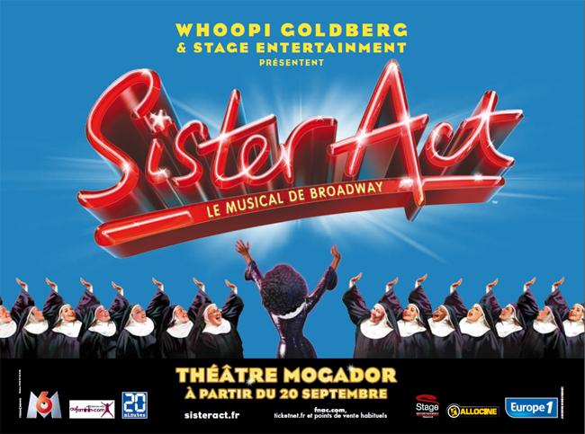 [Critique Spectacle] Sister Act