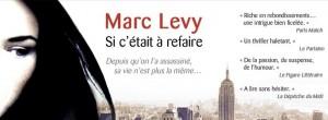 [Critique Roman] «Si c'était à refaire» — de Marc Levy