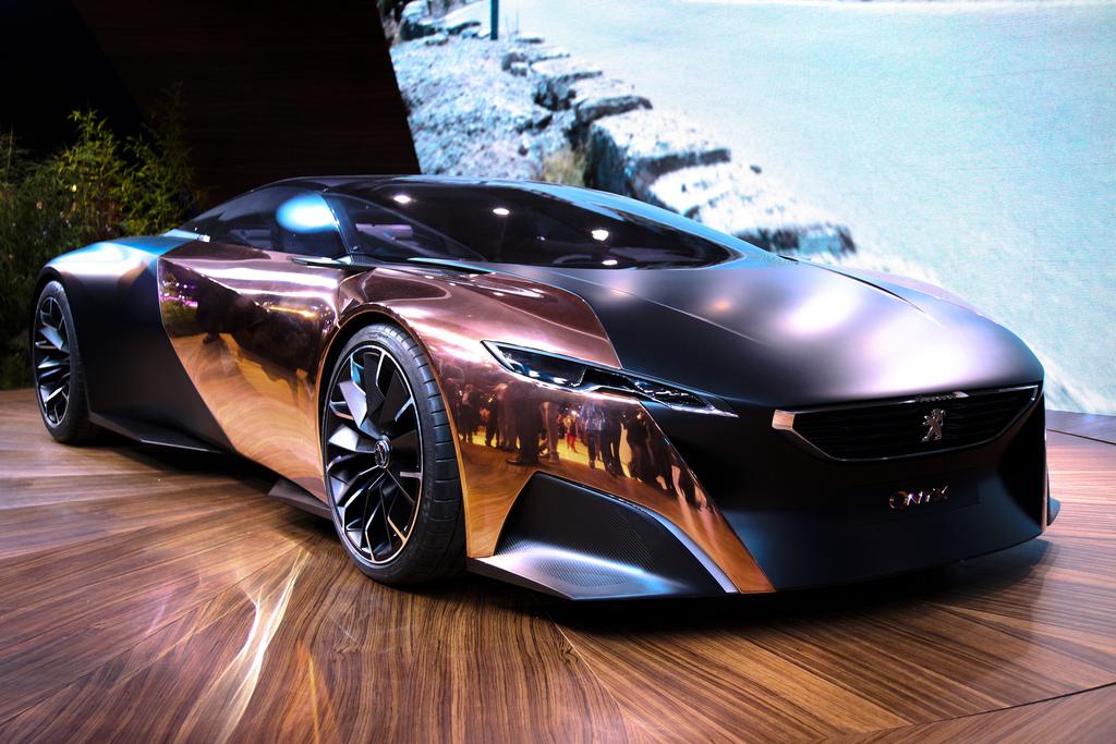 [Photos] Mondial de l'automobile 2012