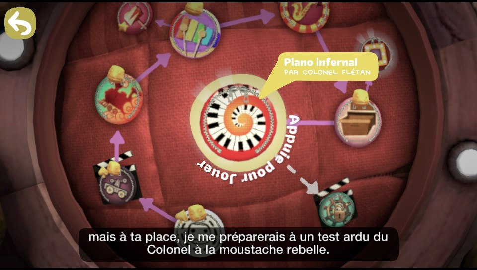 [Test Ps Vita] Little Big Planet