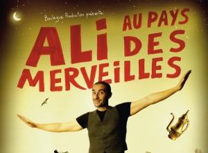 [Critique Spectacle] Ali Bougheraba dans Ali au pays des merveilles