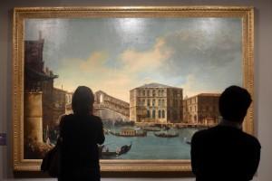 [Critique Expo] Canaletto vous fait découvrir Venise au Musée Maillol