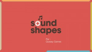[Test Ps vita/ PS3] Sound Shapes