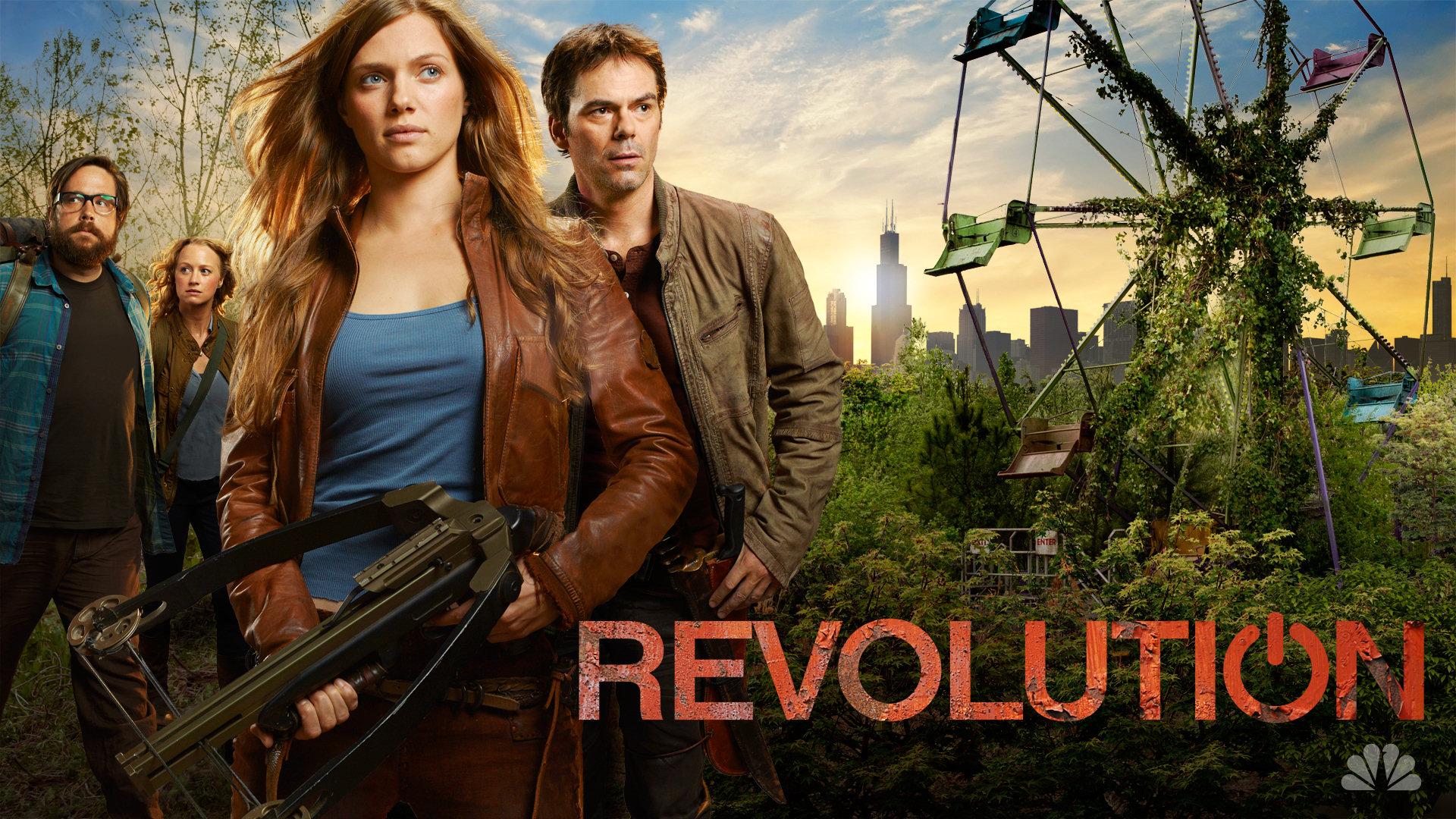[Découverte série] Revolution
