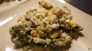 [Vie de Gourmand] Carrelet au boulgour et petits légumes