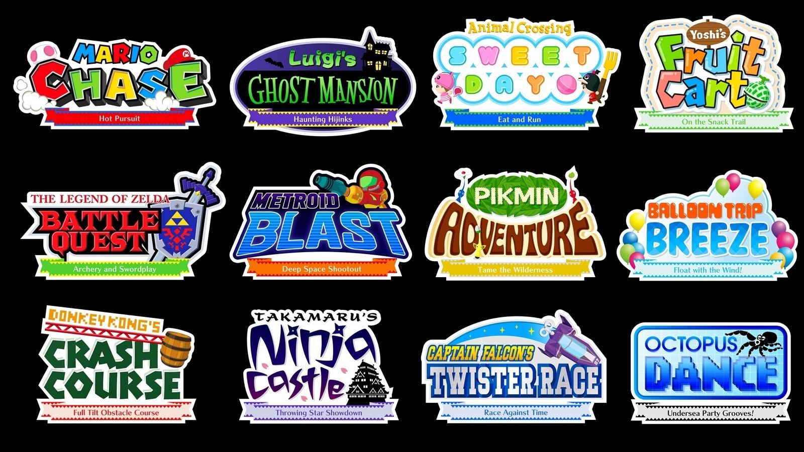 [Vie de Gamer] Nintendo Land