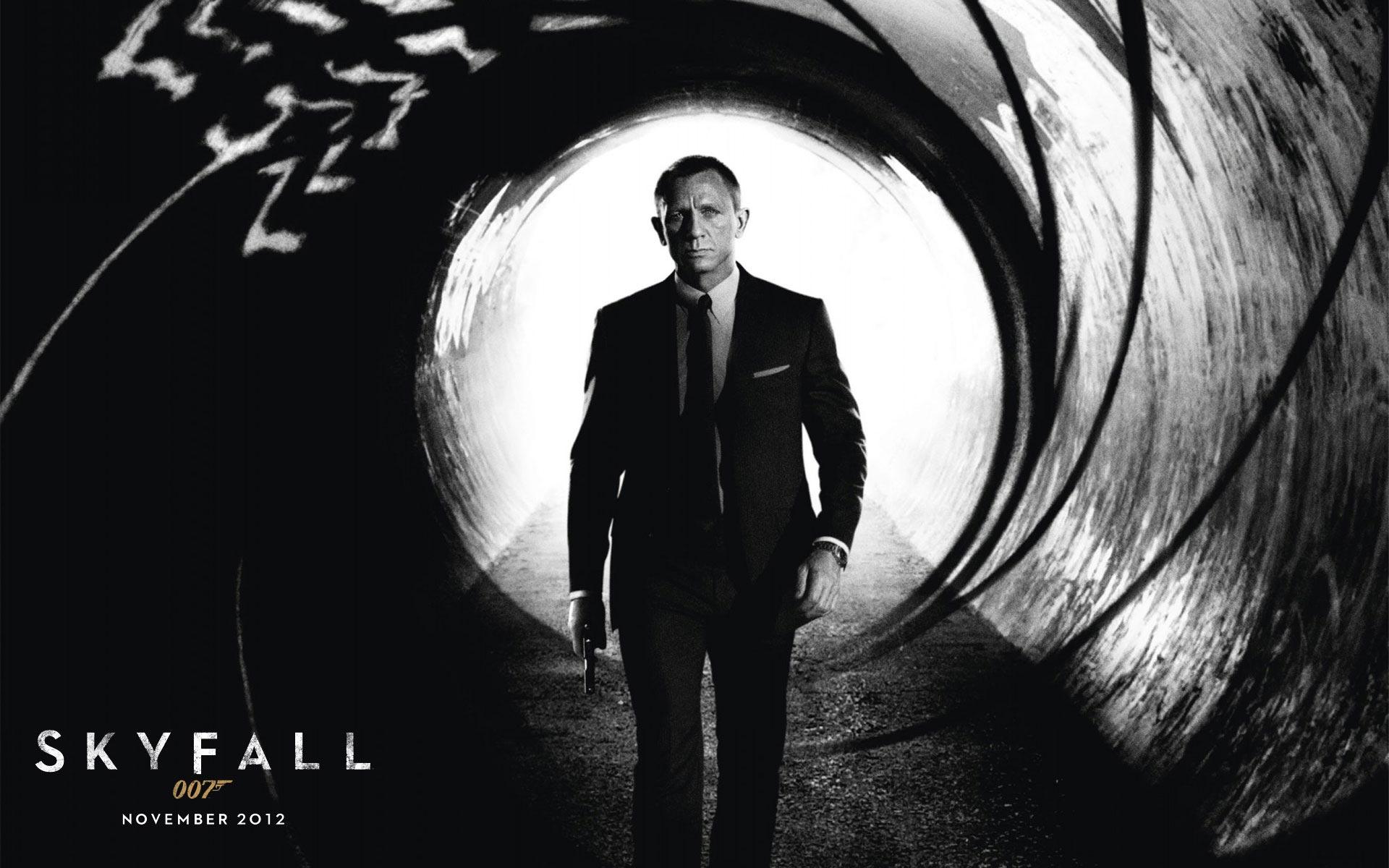 [Critique Ciné] Skyfall , James Bond  !