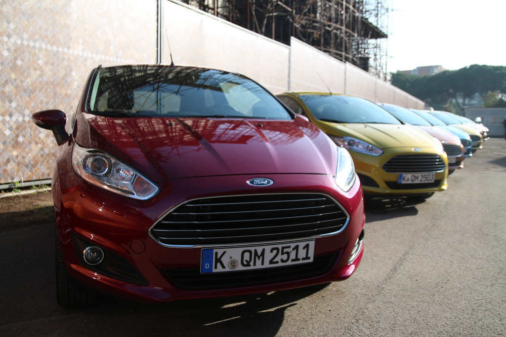 [Essai] La Fiesta avec Ford à Rome