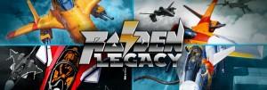 [Vie de Gamer] Raiden Legacy sur iOs et iCade