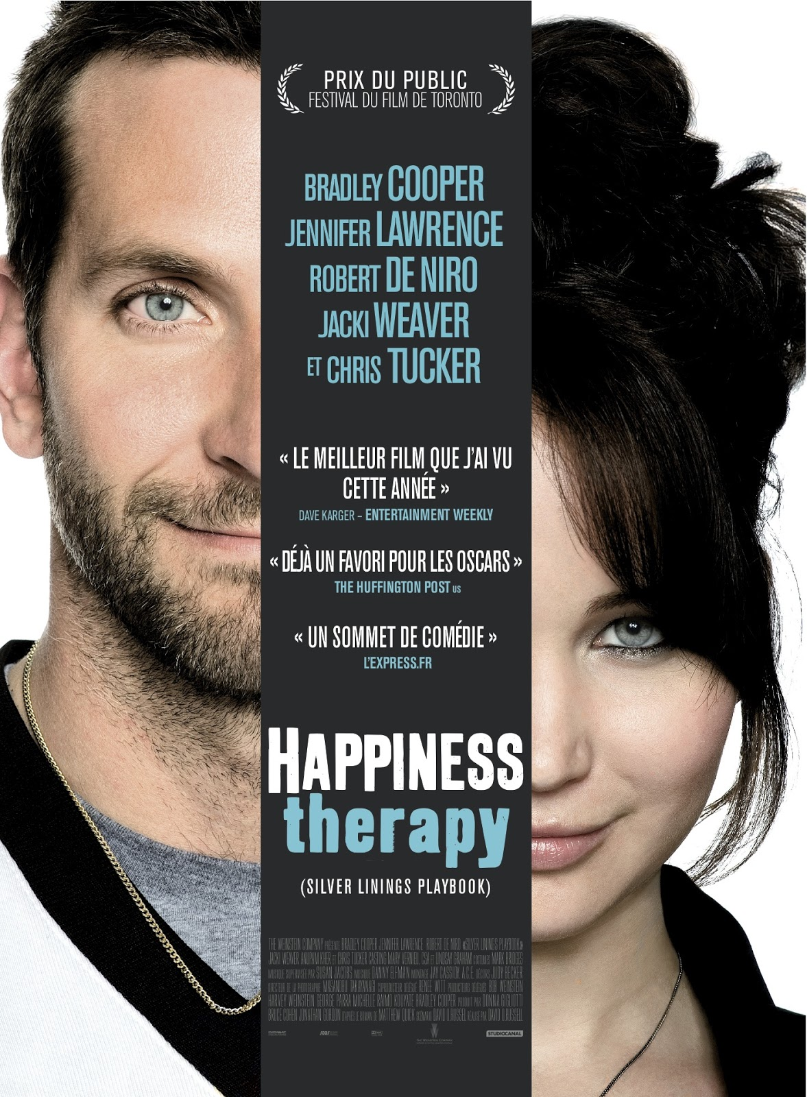[Critique ciné] Happiness Therapy