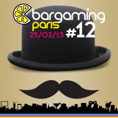 [Save the Date] Bargaming 12