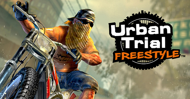 [Test Ps Vita] Urban trial freestyle